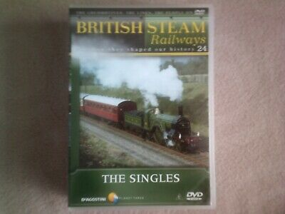 British Steam Railways #24 The Singles*dvd*documentary*trains* • 2.98£