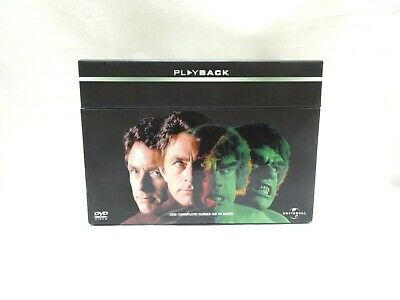 The Incredible Hulk Ultimate Collection - Complete Series - 24 Discs - DVD • 29.99£