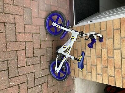 Childs Police Bike Used But In Good Condition • 15£