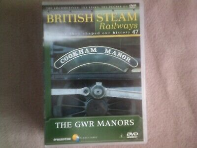 British Steam Railways #47 The Gwr Manors*dvd*documentary*trains*bsr • 2.98£
