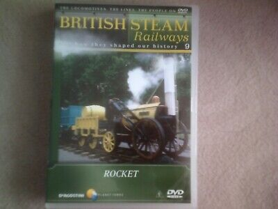 British Steam Railways #9 Rocket*dvd*documentary*trains*bsr • 2.98£