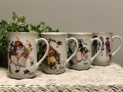 $ CDN25 • Buy Norman Rockwell Mug Set