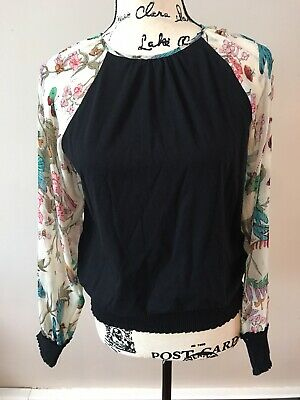 $ CDN67.01 • Buy Anthropologie TINY Mixed Media Top Shirt Ladies Size Extra Small XS $98