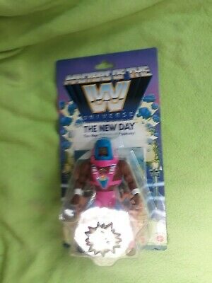$8.50 • Buy Masters Of The WWE Universe New Day Inhand 2020