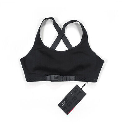 $ CDN79 • Buy NWT [Size 10] Lululemon X Barrys Womens Adapt The Strap Bra * Black