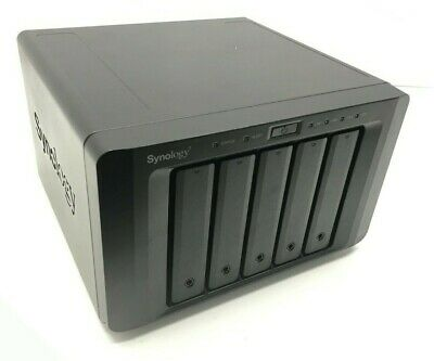 Synology DS1515+ DiskStation 5 Bay NAS - 3 X 3TB WD HDDs + 2x 240GB Kingston SSD • 599.99£