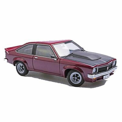 AU295 • Buy Holden LX Torana Hatchback Madiera Red   1:18 Biante Model Cars
