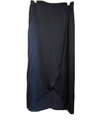 AU27 • Buy Tigerlily Navy Maxi Skirt Skize 10