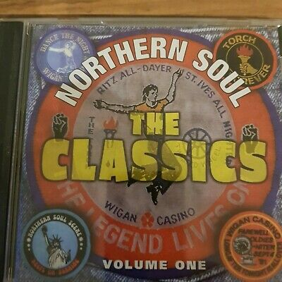 Northern Soul The Classics. GOLDMINE. GCSD100 RARE. 22 Of The  Best Floorfillers • 6.99£