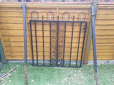Cast Iron Gate Used With Or Without Iron Posts(supplied) • 75£