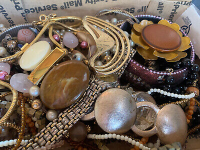 $ CDN18.44 • Buy Vintage To Now Jewelry Lot Unsearched Untested Estate Finds E1