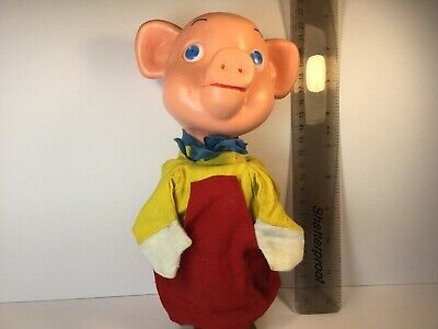 Vintage Pinky And Perky Glove Puppet • 8£