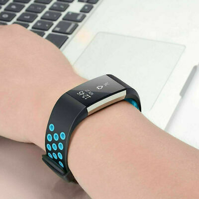 AU7.99 • Buy For Fitbit Charge 2 Bands, Soft Silicone Adjustable Replacement Band Sport Strap