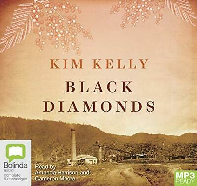 Black Diamonds By Kelly, Kim, NEW Book, FREE & FAST Delivery, (Audio CD) • 12.97£