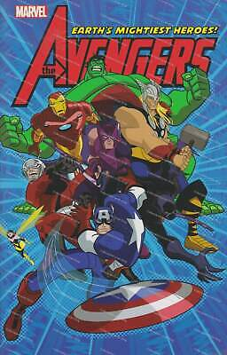 The Avengers: Earths Mightiest Heroes! Graphic Novel • 14.99£