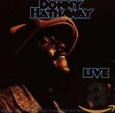 Donny Hathaway - Live - CD - NEW • 8.20£