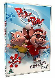 Pinky And Perky - License To Swill (DVD, 2009) • 4£