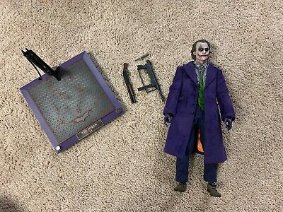 $ CDN474.39 • Buy Hot Toys 1/6 Joker Dark Knight 2.0 DX11 Partial Set Original Sixth Scale Batman