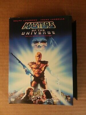 $10.99 • Buy Masters Of The Universe (DVD, 2001) Snapcase Pre Owned