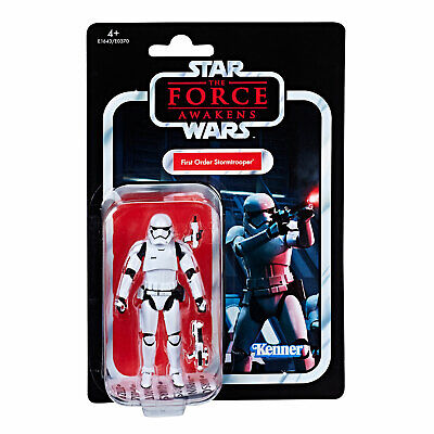 Star Wars Vintage Collection VC118 FIRST ORDER STORMTROOPER 3.75 -inch Figure • 12.99£