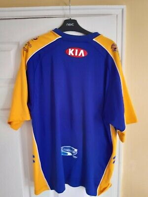 Leeds Rhinos Shirt Rugby League • 0.99£