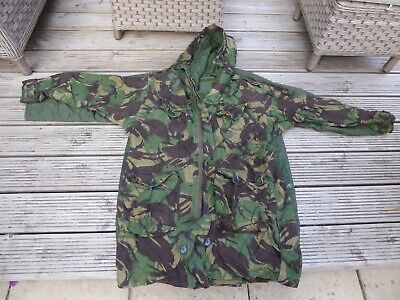 Genuine British Army DPM Parka Cold Weather With Liner • 49.99£