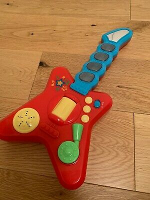 Childrens Toy Guitar • 8£