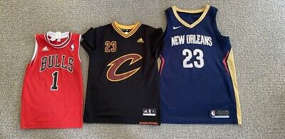 AU40 • Buy NBA Jersey (Lot) Youth - Small Mens