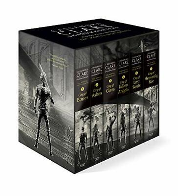 The Mortal Instruments Boxed Set By Clare, Cassandra, NEW Book, FREE & FAST Deli • 40.58£