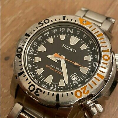 $ CDN665.37 • Buy Seiko Land Monster Automatic Watch 7S35-00F0 Shipped From USA