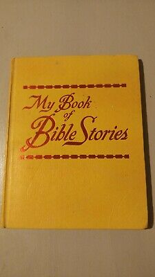 My Book Of Bible Stories CHILDRENS Bible Book • 0.99£