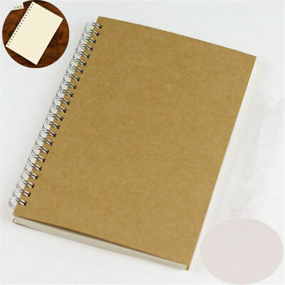 AU7.88 • Buy A5 Bullet Journal Diary Notebook Hardcover Spiral Dot Grid Paper Books Cover