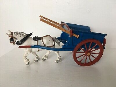 Britains Hay Cart And Shire Horse  • 12£