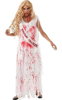 Adult Prom Queen Costume Womens Halloween Fancy Dress Ladies Outfit • 8.99£