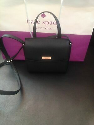 $ CDN119 • Buy Kate Spade Mini Alisanne Bag Crossbody NWT Black  $239