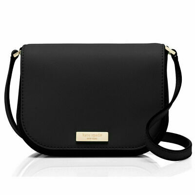 $ CDN105 • Buy Kate Spade Carsen Black Crossbody Leather Handbag Small NWT $219
