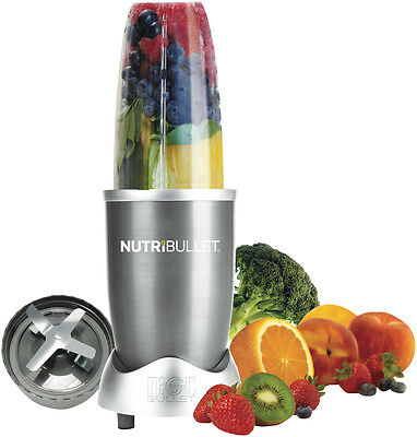 AU54.99 • Buy NutriBullet 600 Series 600W Bullet Blender - Grey