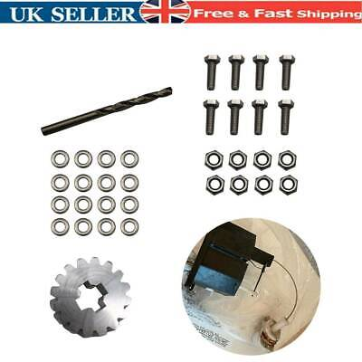 For Ford Galaxy Seat Alhambra VW Sharan Spare Wheel Carrier Gear Repair Fix Suit • 17.94£