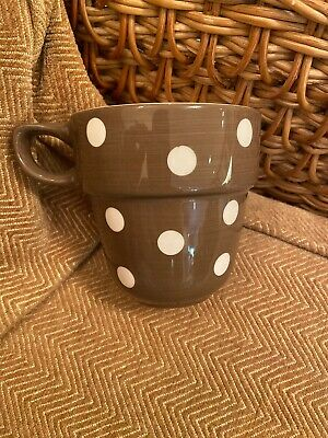 £9.99 • Buy M&S Marks & Spencers Replacement Stacking Spotty Mug