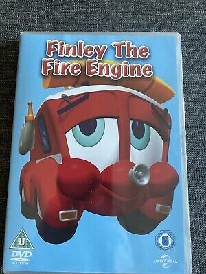 Finley The Fire Engine DVD (2014) NEW SEALED DVD • 2.29£