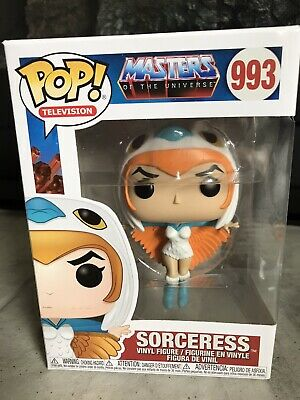 $15 • Buy Sorceress Funko Pop #993 Masters Of The Universe IN HAND MIB