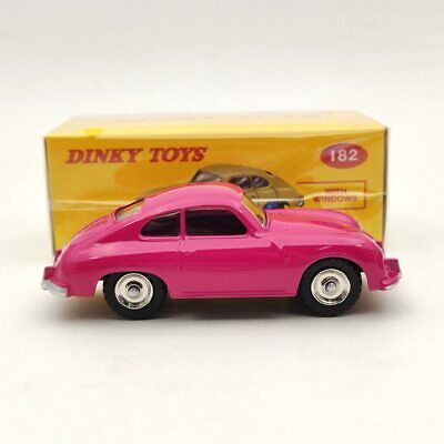 £14.80 • Buy DeAgostini 1:43 Dinky Toys 182 Porsche 356A Coupe Pink Diecast Models Car