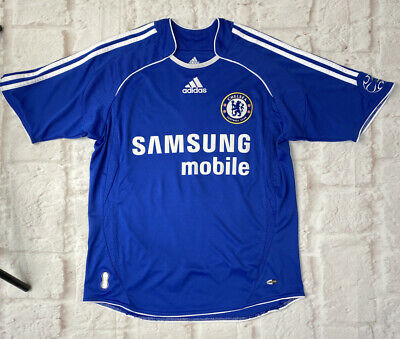 L73 2006-08 Chelsea Home Shirt Terry #26 Football Jersey Youth Large  • 0.99£