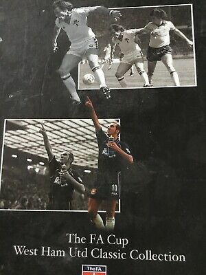 The FA Cup West Ham Utd Classic Collection Dvd Box Set  • 17£