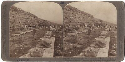 AU35.91 • Buy Heraion D' Argos Greece Photography Vintage Stereo Stereoview