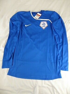 Holland Knvb Nike Away Long-sleeve Football Shirt - Size Large - New With Tags • 29.99£
