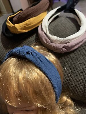 $10.80 • Buy Headbands For Women Lot