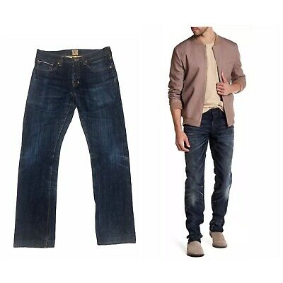 PRPS Demon - Selvedge Slim Straight Fit Size 30 • 55.79£