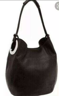 AU49.50 • Buy OROTON Kiera Hobo Bag - Chocolate Brown