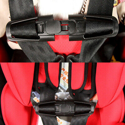 £4.99 • Buy UK Car Safety Seat Buckle Belt Harness Chest Clip Pad Children Baby Anti Escape